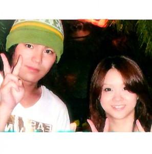 狩野英孝と元妻アツコさん