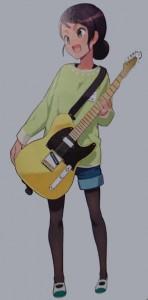 ディーパ・ミートラ ギター