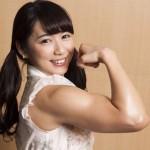 筋肉アイドルの才木玲佳がムキムキすぎる!その他の筋肉美女たちも見たい!