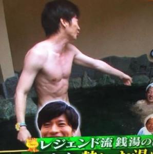 田中圭 筋肉1