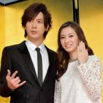 DAIGOと北川景子が結婚!付き合ったきっかけとプロポーズは?