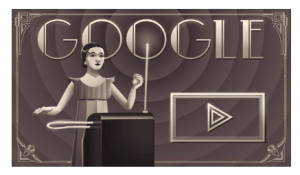 google ロゴ テルミン